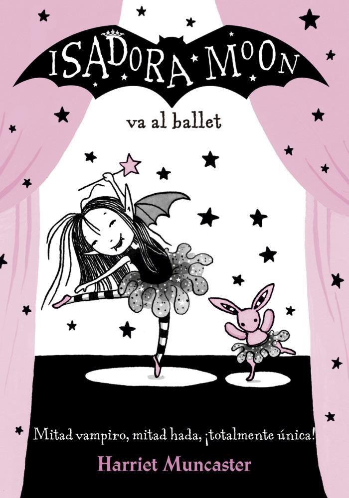 Papel Isadora Moon Va Al Ballet (Isadora Moon)