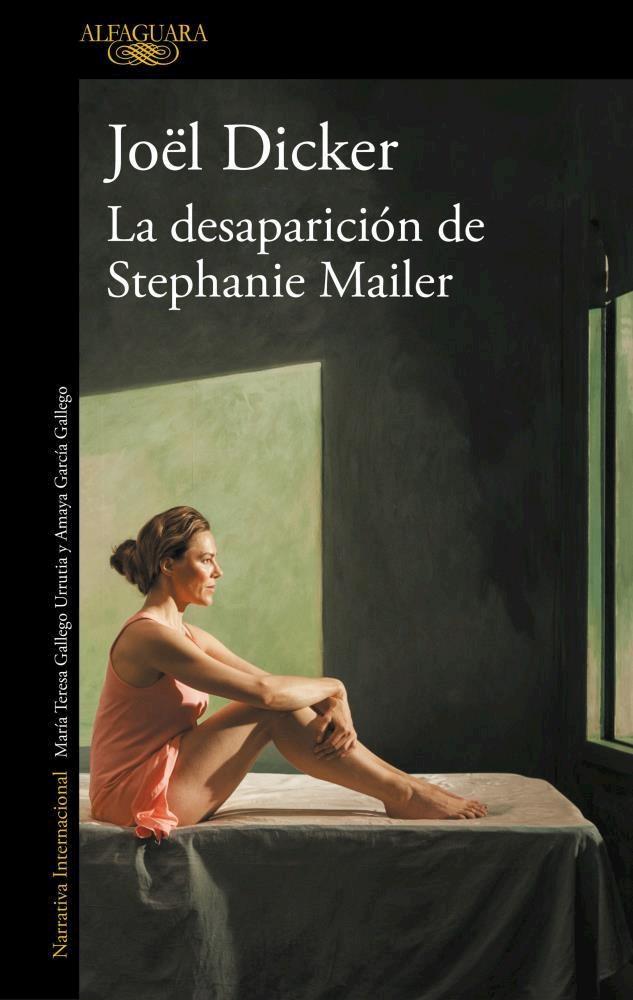 Papel Desaparicion De Stephanie Mailer, La