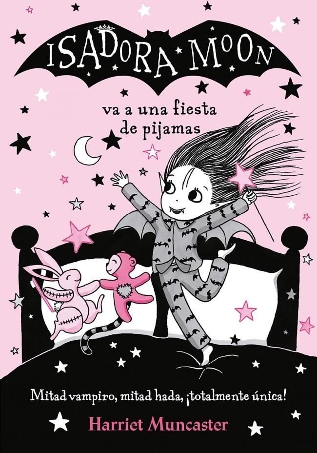 Papel Isadora Moon Va A Una Fiesta De Pijamas