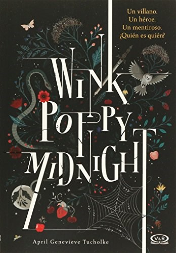 Papel Wink Poppy Midnight