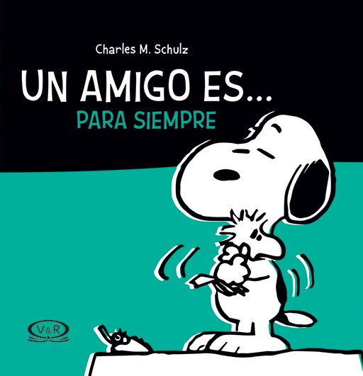 Papel Snoopy - Un Amigo Es Para Siempre