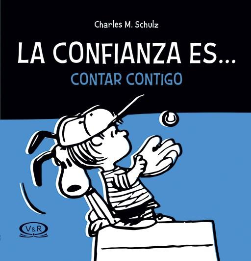 Papel Snoopy - La Confianza Es Contar Contigo