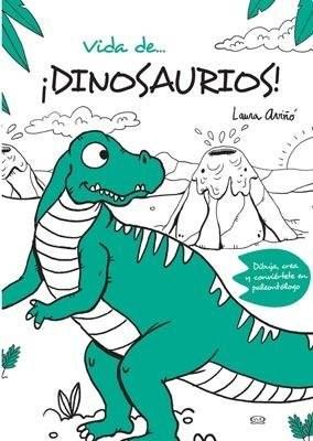 Papel Vida De Dinosaurios