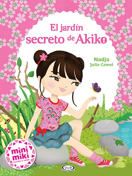 Papel Jardin Secreto De Akiko , El