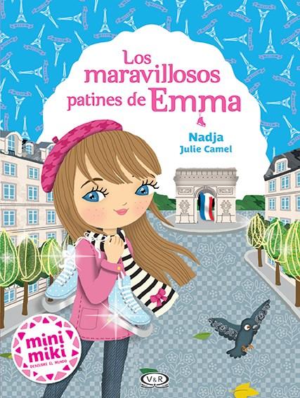Papel Los Maravillosos Patines De Emma
