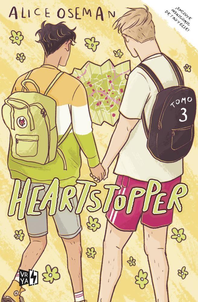 Papel Heartstopper  Tomo 3
