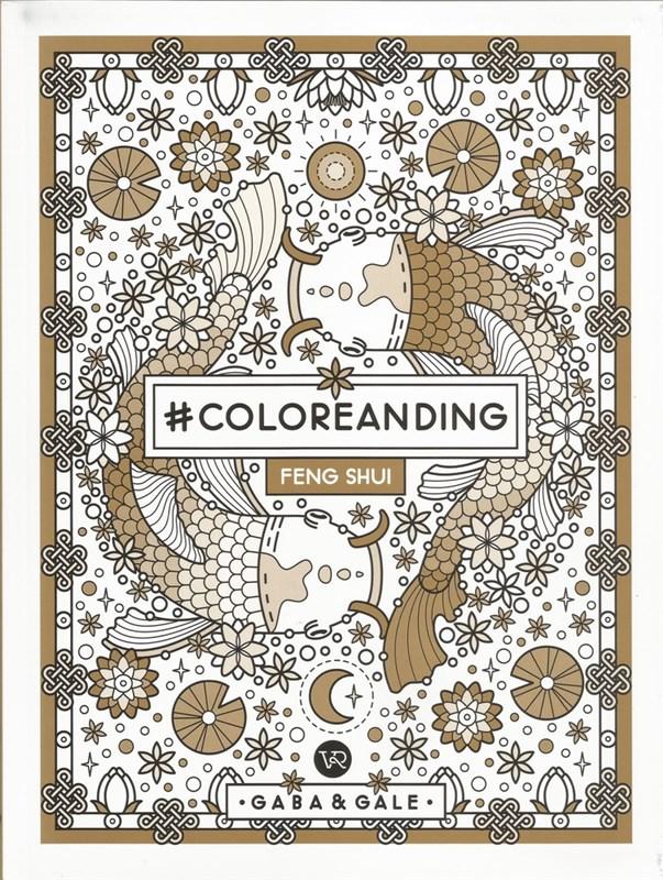 Papel # Coloreanding Feng Shui