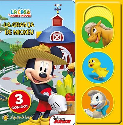 Papel Granja De Mickey, La