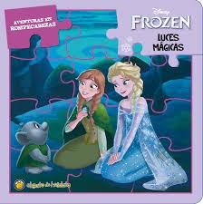 Papel Luces Magicas Frozen