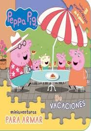 Papel De Vacaciones Pepa Pig Miniaventuras Para Armar