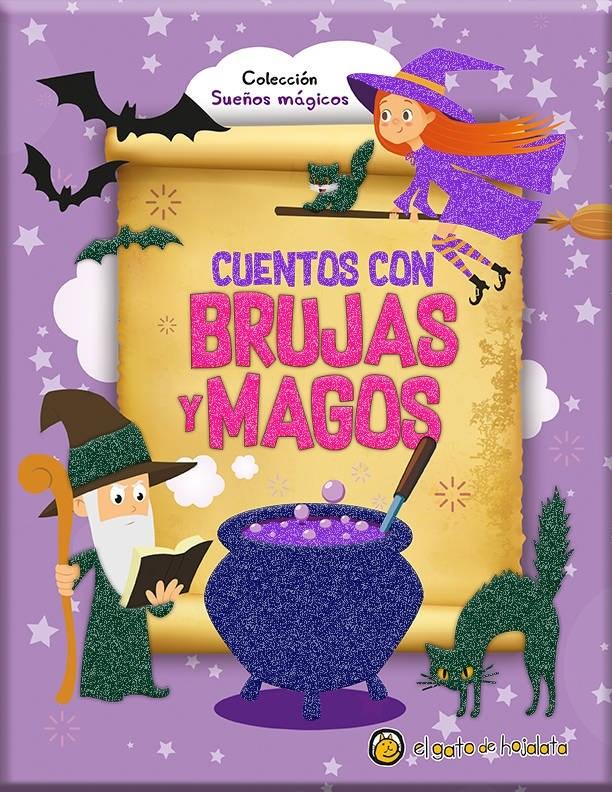 Papel Cuentos Con Brujas Y Magos