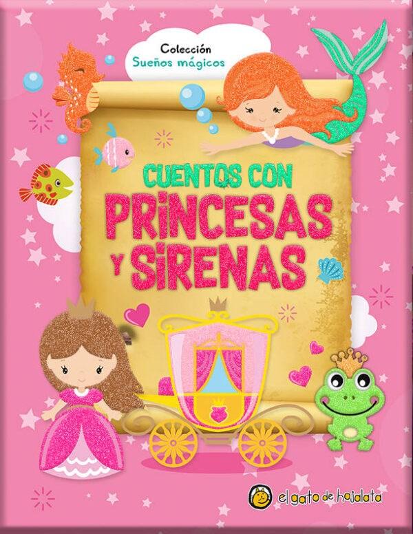 Papel Cuentos Con Princesas Y Sirenas