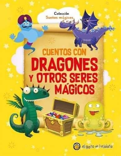 Papel Cuentos Con Dragones Y Otros Seres Magicos