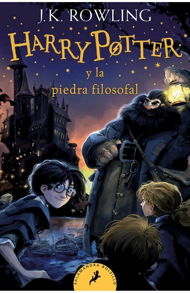 Papel Harry Potter Y La Piedra Filosofal  1