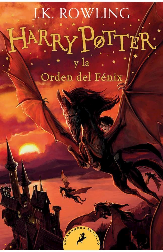 Papel Harry Potter Y El Orden Del Fenix 5