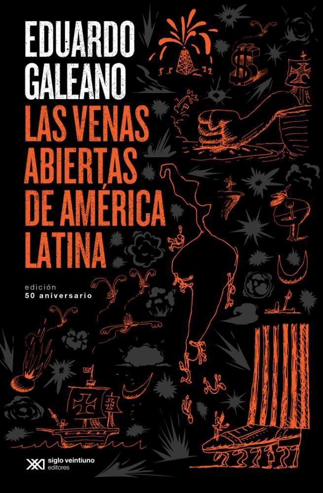 Papel Venas Abiertas De America Latina Edicion 50 Aniversario