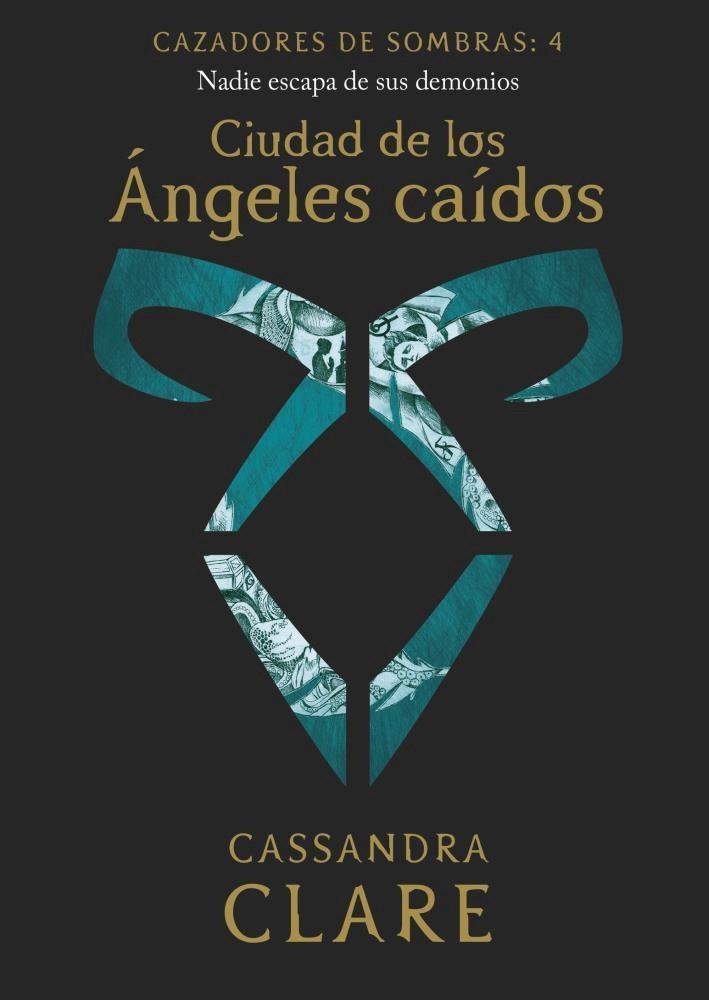 Papel Cazadores De Sombras 4. Ciudad De Los Angeles Caidos