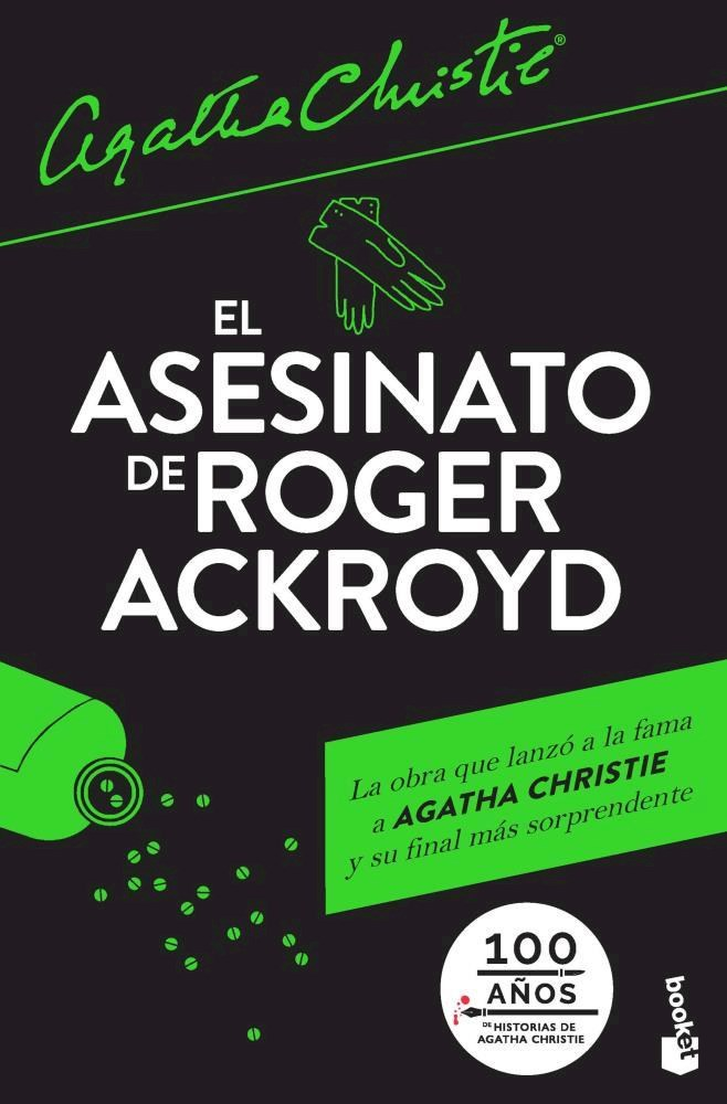 Papel Asesinato De Roger Ackroyd , El