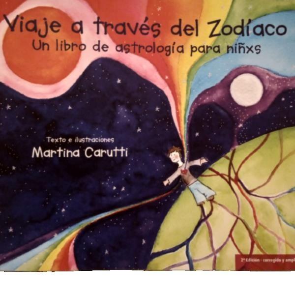 Papel Viaje A Traves Del Zodiaco (Ne)