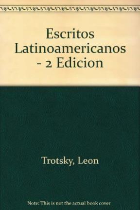 Papel Escritos Latinoamericanos (En Mexico 1937-1940)