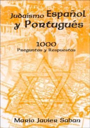 Papel Judaismo Español Y Portugues 1000 Preguntas Y Respuestas