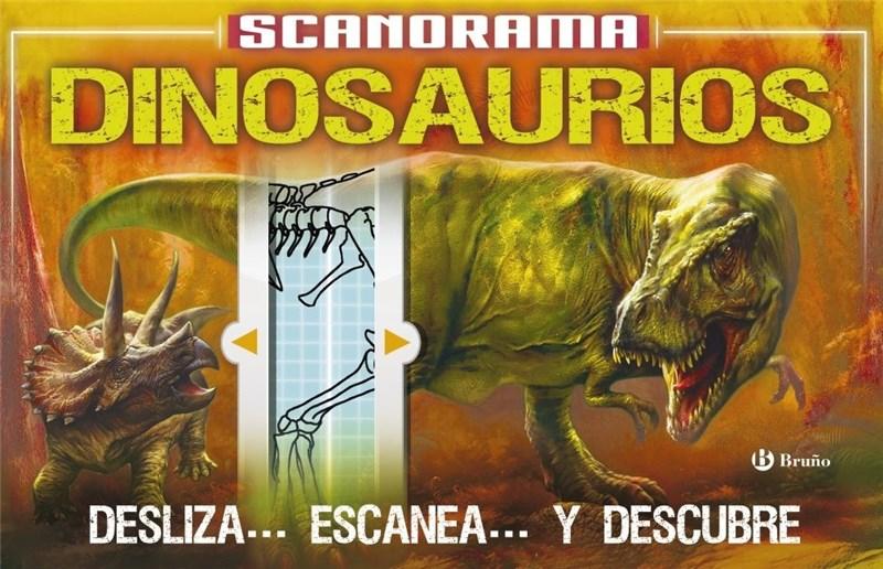 Papel Scanorama Dinosaurios