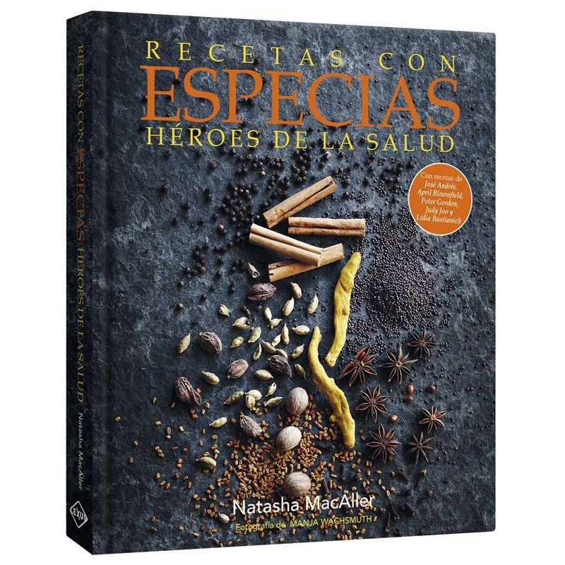 Papel Recetas Con Especias. Heroes De La Salud