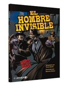 Papel Hombre Invisible, El -  Novela Grafica -