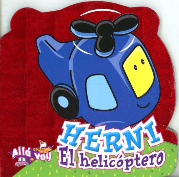 Papel Herni El Helicoptero Troquelados