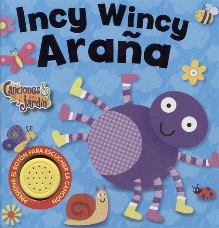 Papel Incy Wincy Ara?A Canciones Del Jardin