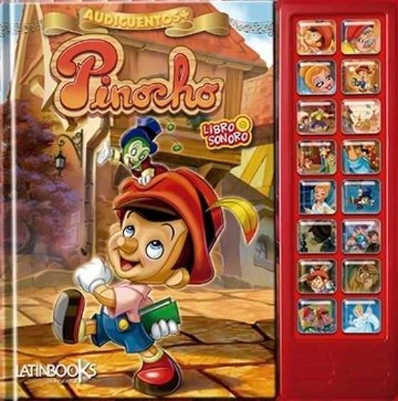 Papel Pinocho Audicuentos