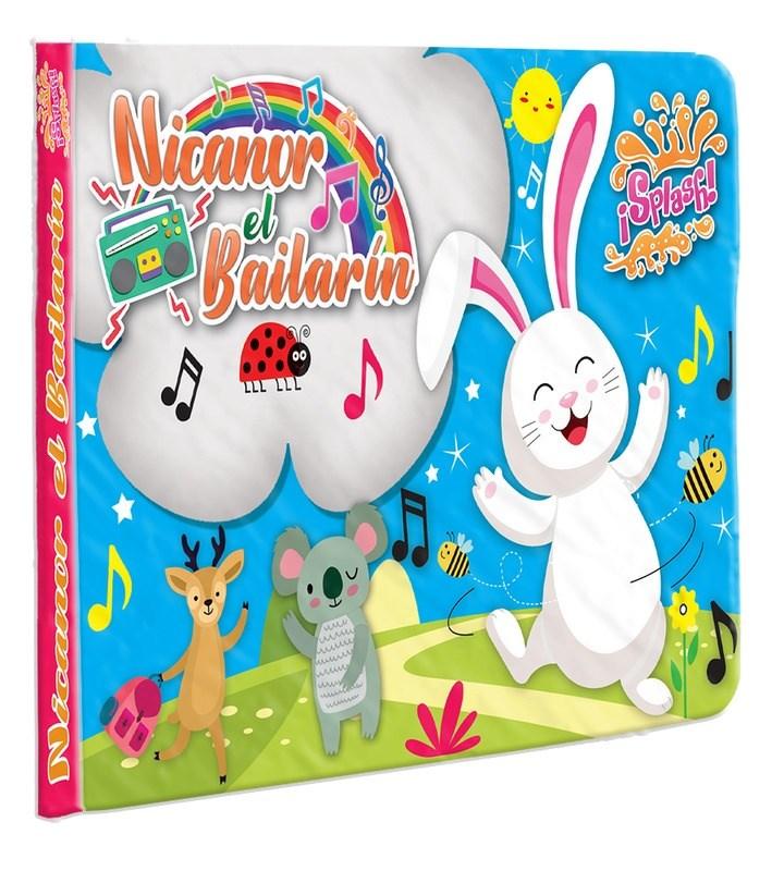 Papel Nicanor El Bailando -Splash-