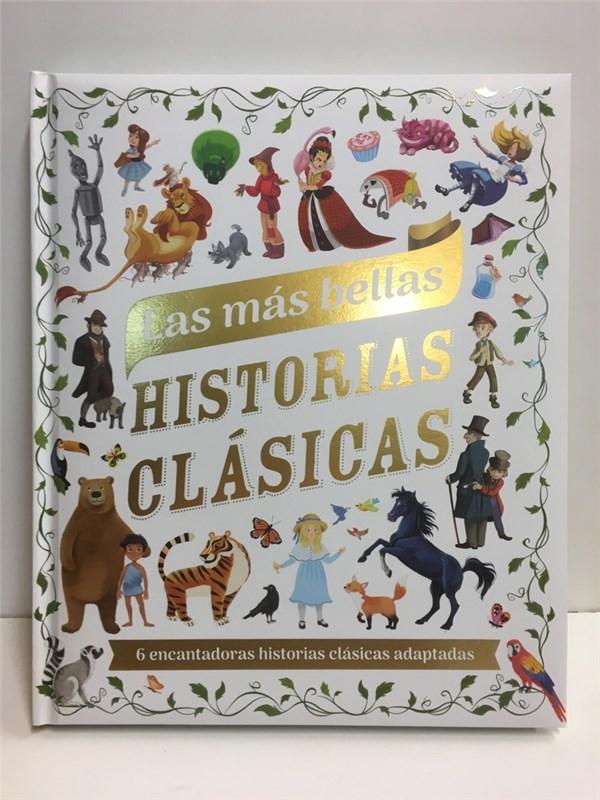 Papel Mas Bellas Historias Clasicas, Las