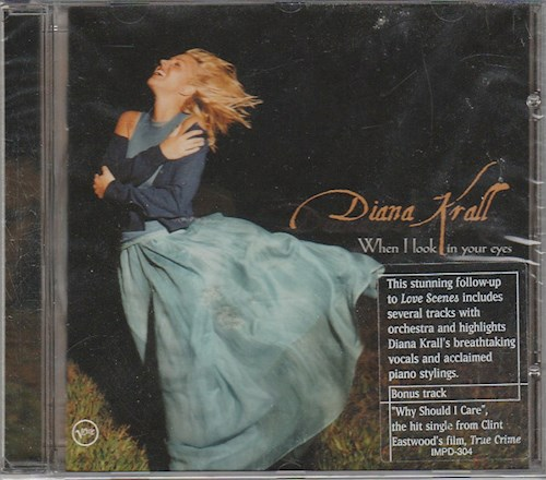 CD KRALL DIANA/WHEN I LOOK IN YOUR EYES
