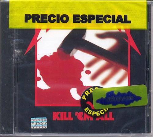 CD KILL EM ALL