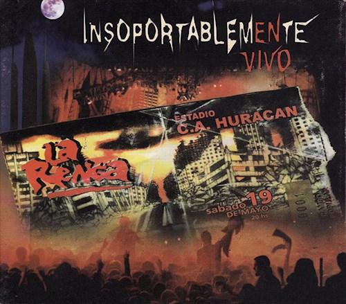 CD INSOPORTABLEMENTE EN VIVO