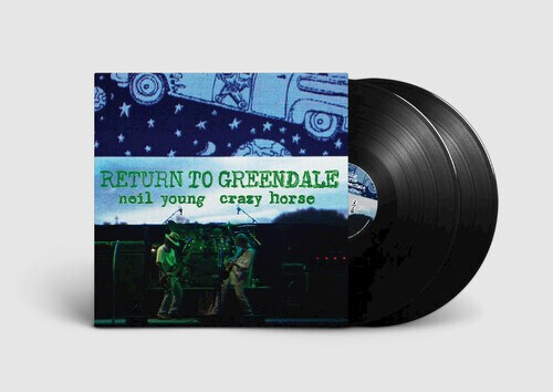 VINILO RETURN TO GREENDALE (VINILO)