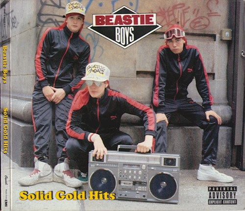 CD SOLID GOLD HITS