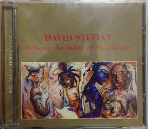 CD SYLVIAN DAVID/ALCHEMY AN INDEX OF POSSIB