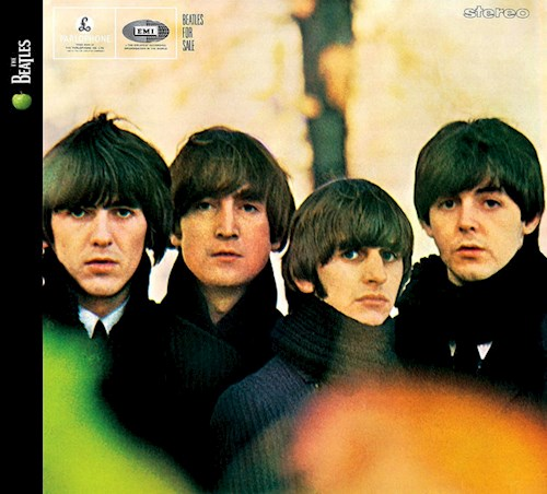 CD BEATLES FOR SALE/LIMITED EDITION