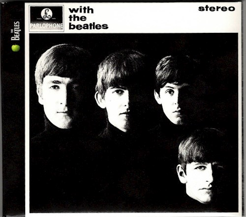 CD WITH THE BEATLES/LIMITED EDITION