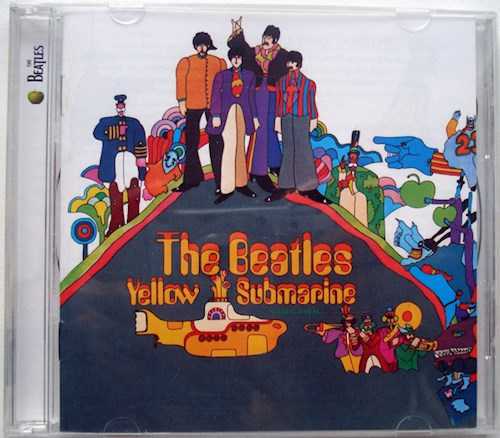 CD YELLOW SUBMARINE/LIMITED EDITION
