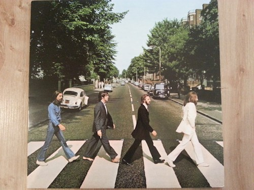 VINILO ABBEY ROAD