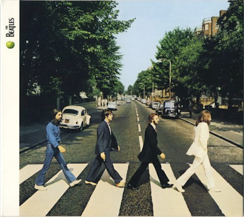 CD ABBEY ROAD/LIMITED EDITION