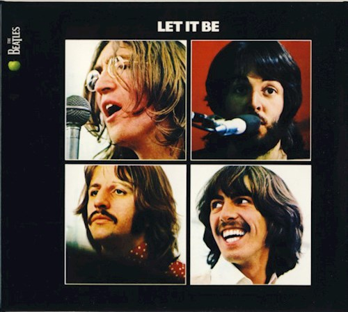 CD LET IT BE/LIMITED EDITION