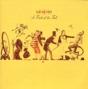 CD GENESIS/A TRICK OF THE TAIL