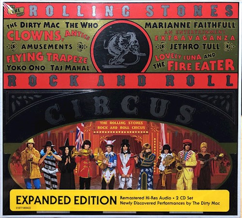 CD ROCK AND ROLL CIRCUS