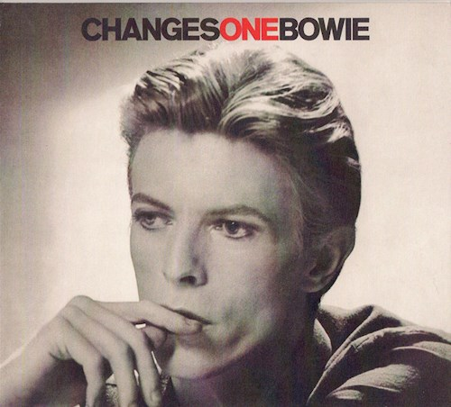 CD CHANGESONEBOWIE