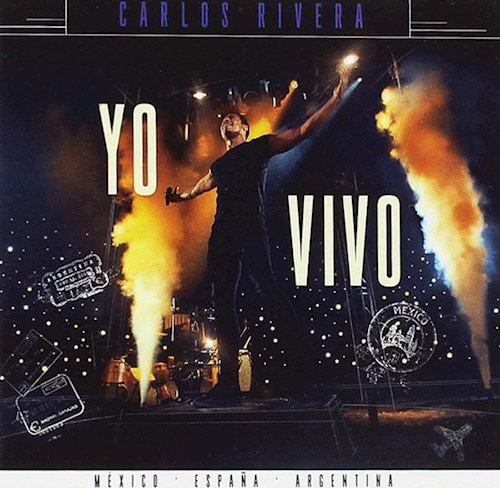 CD + DVD YO VIVO EN
