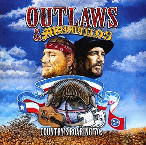 VINILO OUTLAWS & ARMADILLOS